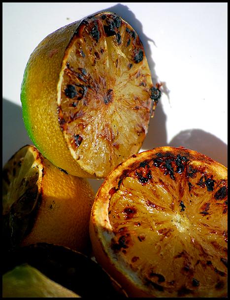 Grilled citrus!