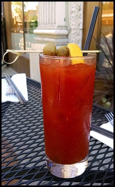 Thai Bloody Mary!